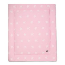 Baby's Only Boxcloth Star Baby Pink (80x100)