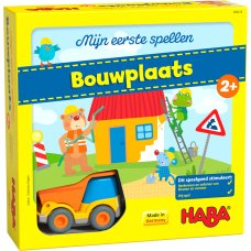 Haba Game My First Games Construction Site