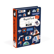 Janod Magneti'Book mix & match space 52 magneter