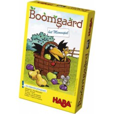 Haba Game Orchard with Memo-spel