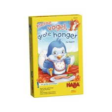 Haba Game Small Bird Stor hunger
