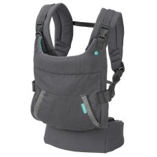 Infantino Baby Carrier Cuddle Up Ergonomisk Hoodie Carrier