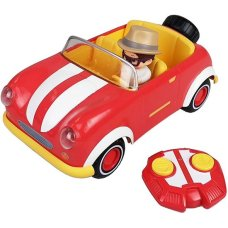 Monchichi TV Series Car with Willow Steerable