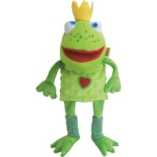 Haba Hand Puppet Frog King
