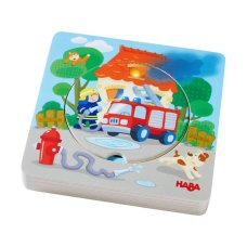 Haba Insect Puzzle Brandman Action