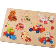 Haba Inlay puzzle My first Toy